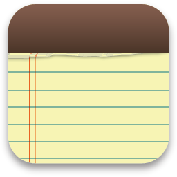 Synchronizing iPhone Notes