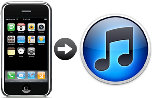 Syncing iPhone to iTunes