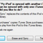 How to prevent iTunes 10 from syncing iPhone