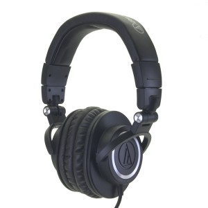 Best iPhone Headphones Audio Technica ATH-M50