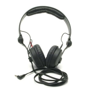 Best iPhone Headphones Sennheiser HD 25-1 II