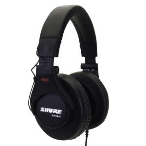 Best iPhone Headphones Shure SRH440