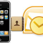 Syncing iPhone Contacts to Outlook